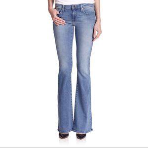 Genetic Denim Leaf Flared Jeans Size 26